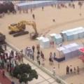 Baleia dá à costa na Póvoa de Varzim