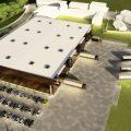 Grupo DST constrói Centro de Logística Bolama Supermercado nas antigas instalações da fábrica Josim