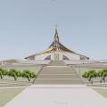 Já está benzida a primeira pedra do Santuário em Balasar